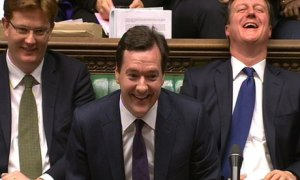 George Osborne delivers autumn statement